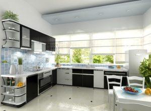 Thi công thiết kế đóng tủ bếp tại Đà Nẵng